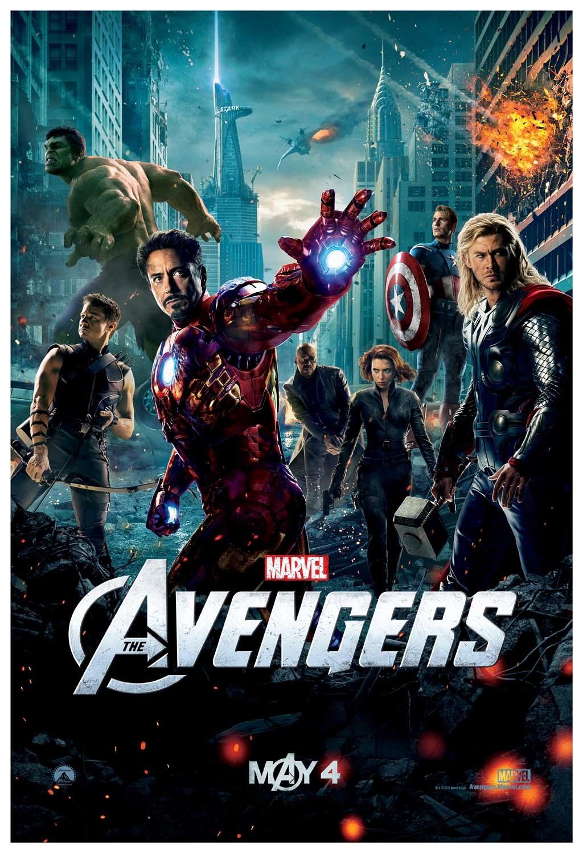 The Avengers 1_Urutan Film Marvel