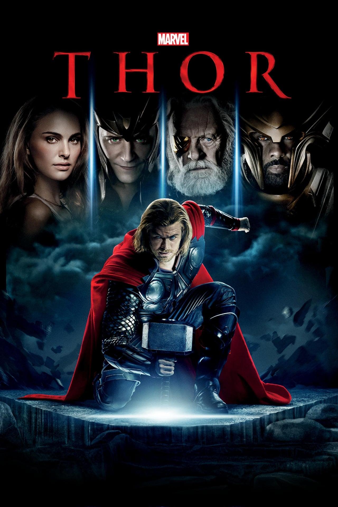 Thor_Urutan Film Marvel