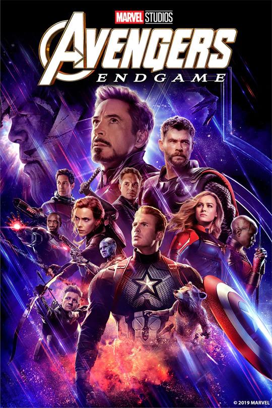 Urutan Film Marvel_Endgame