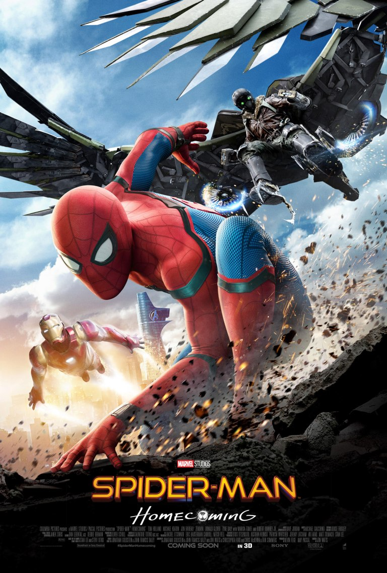 spiderman homecoming_Urutan Film Marvel