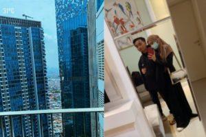 Nikah Lagi, Hafidz Tampan Taqy Malik Punya Apartemen Mewah di Pusat Kota