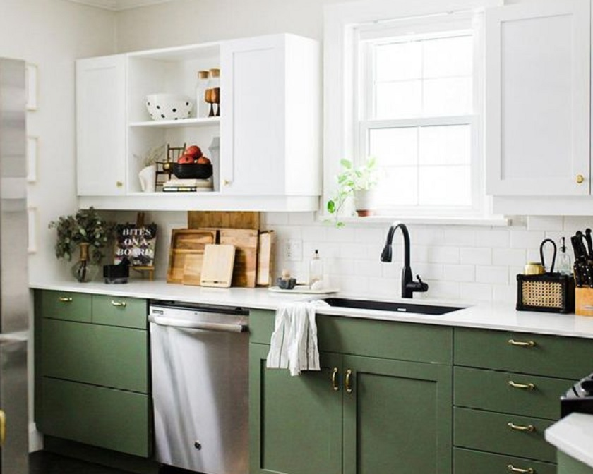 lemari gantung dapur
