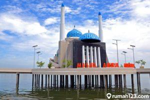 12 Desain Masjid Minimalis Modern yang Indah dan Bikin Terkagum-kagum