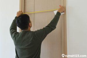 Mengenal Ukuran Pintu Sesuai Jenis Ruangan dan 6 Standar Pembangunannya