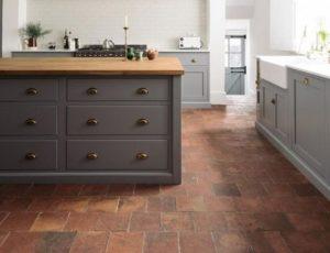 17 Desain Keramik Lantai Dapur, Saatnya Memilih Keramik yang Cantik