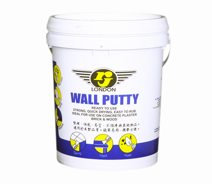 dempul kayu wall putty