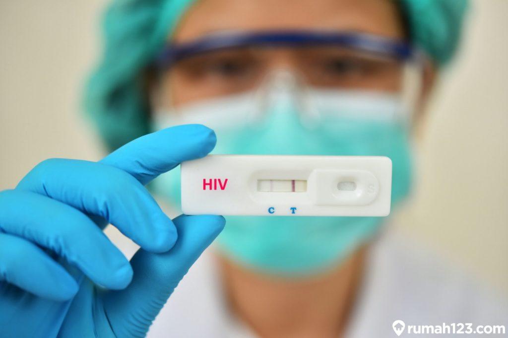 gejala hiv