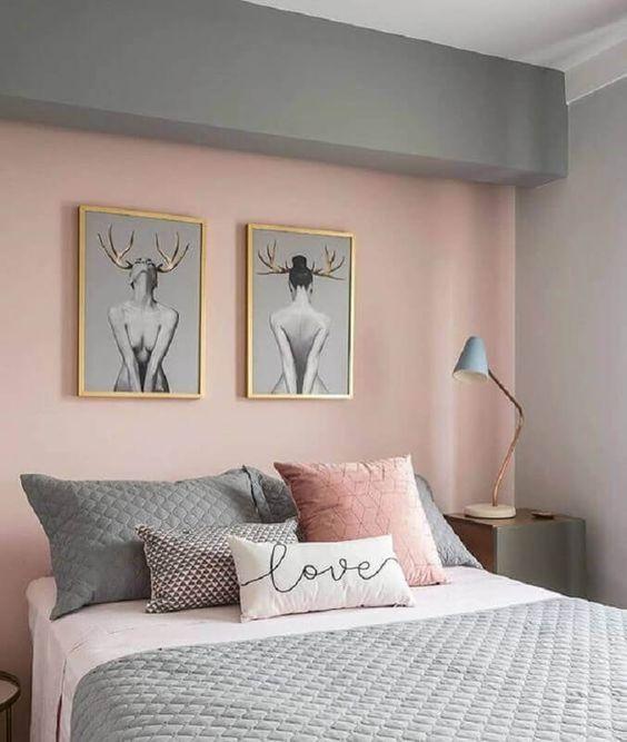 10 Desain Kamar Minimalis dengan Kombinasi Warna Pastel yang Menggemaskan   Rumah123.com