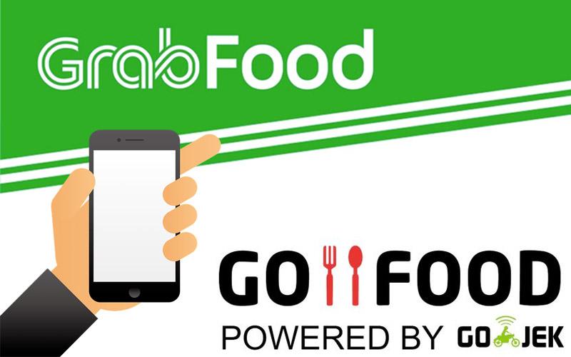 cara daftar go food cara daftar grab food