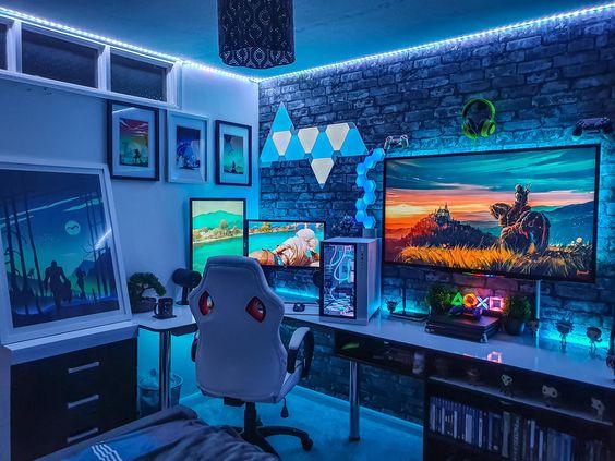 Tips Membuat Ruang Gaming