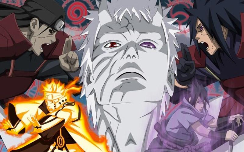 baruto manga