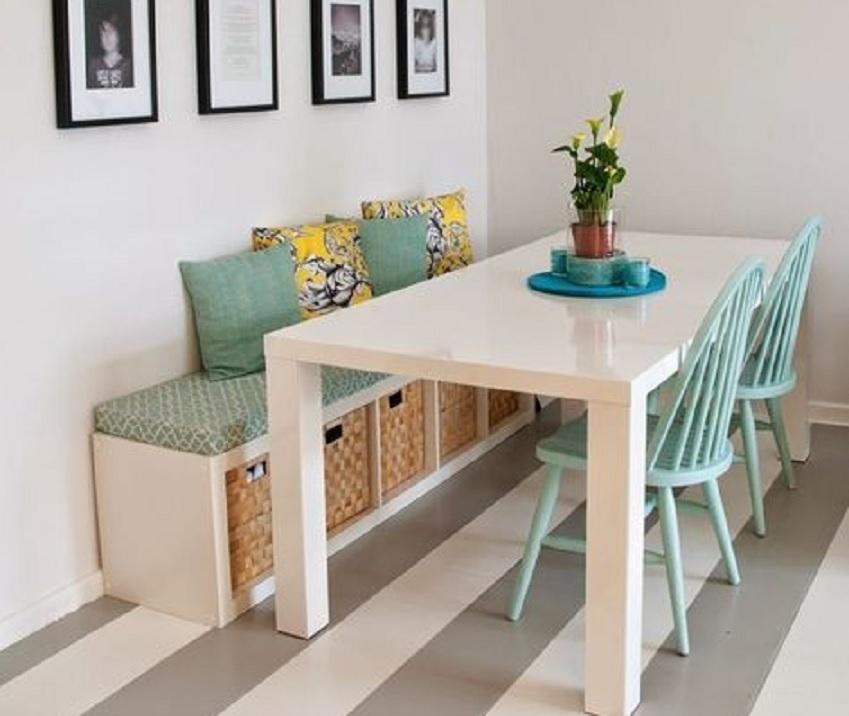 ruang makan sederhana