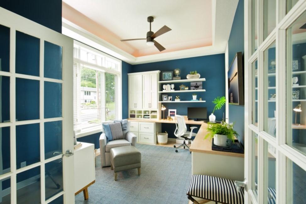 Desain Rumah Kantor Klasik