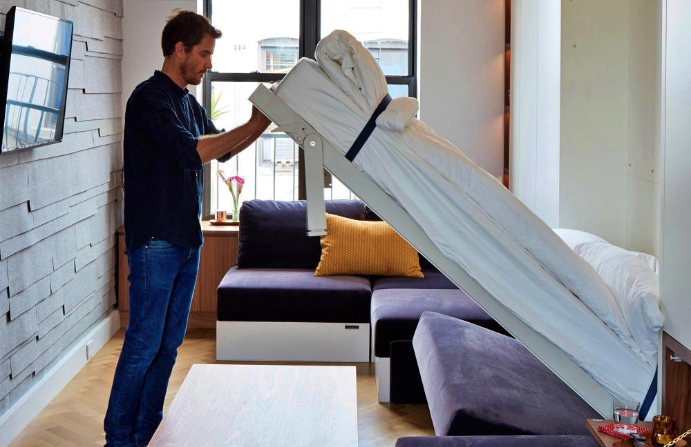 konsep smart furniture