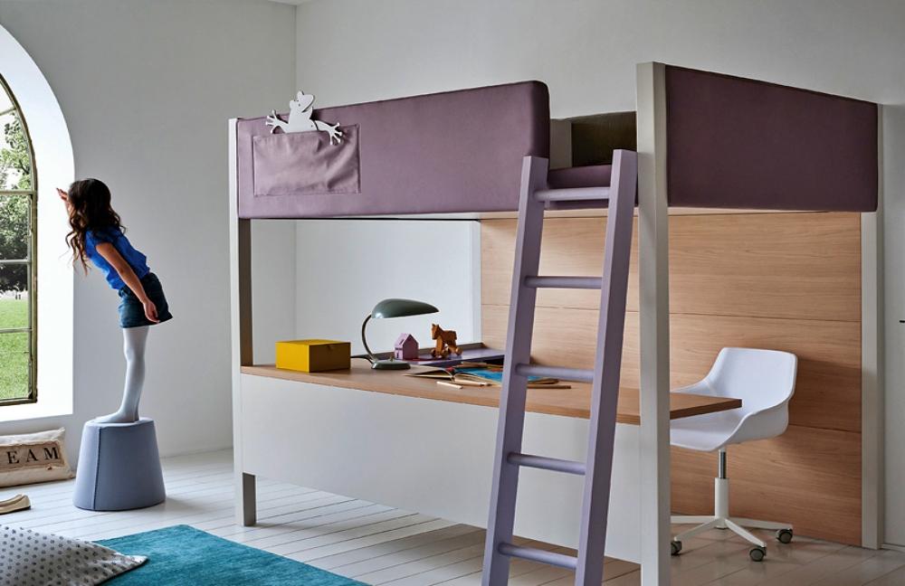 smart furniture ranjang tingkat