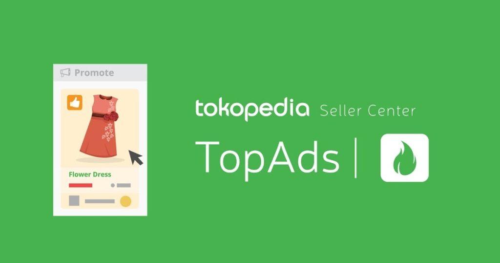 tokopedia top ads