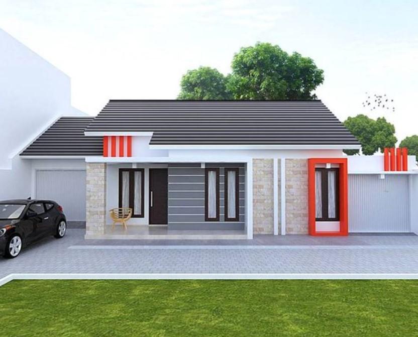 13 Desain Atap Rumah Minimalis Modern Yang Mudah Ditiru Rumah123 Com