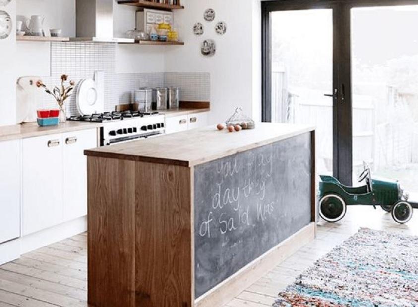 11 Gambar Desain Dapur Sederhana Tanpa Kitchen Set Dapur Terlihat Tetap Cantik Rumah123 Com