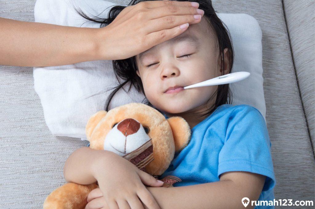 obat penurun panas anak
