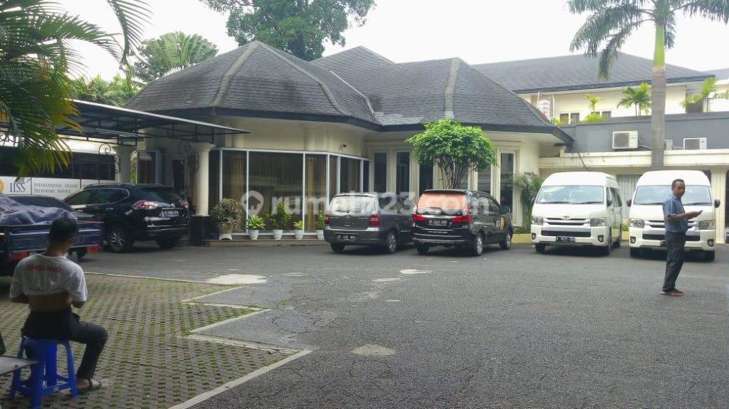 Pemukiman Elit di Jakarta