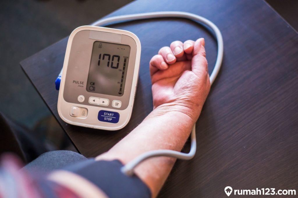 ciri-ciri darah tinggi