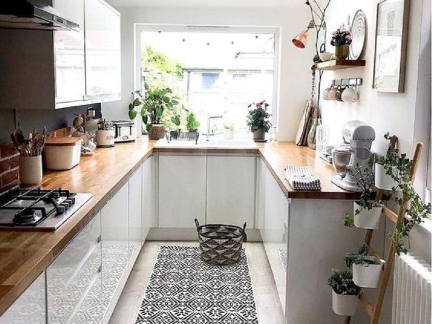 11 Rekomendasi Desain Dapur Minimalis Type 36 Bikin Dong Dapur Seperti Ini Rumah123 Com