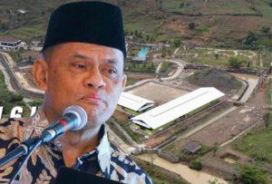 Rumah Mewah Gatot Nurmantyo Seharga Rp112 Miliar dan Luas 6 Hektar