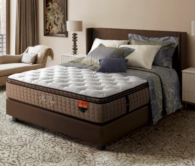 spring bed terbaik