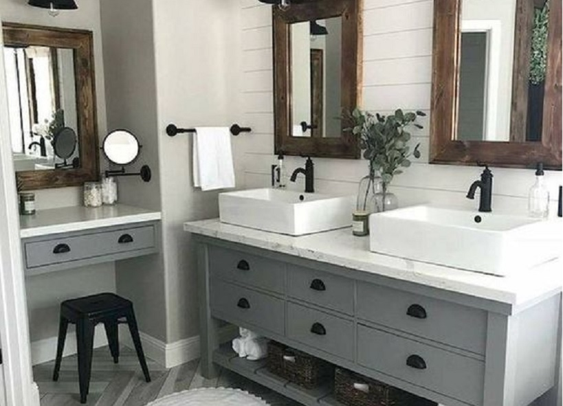 desain wastafel kamar mandi