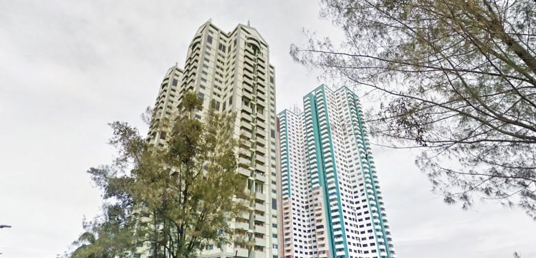 Condominium Rajawali Apartment