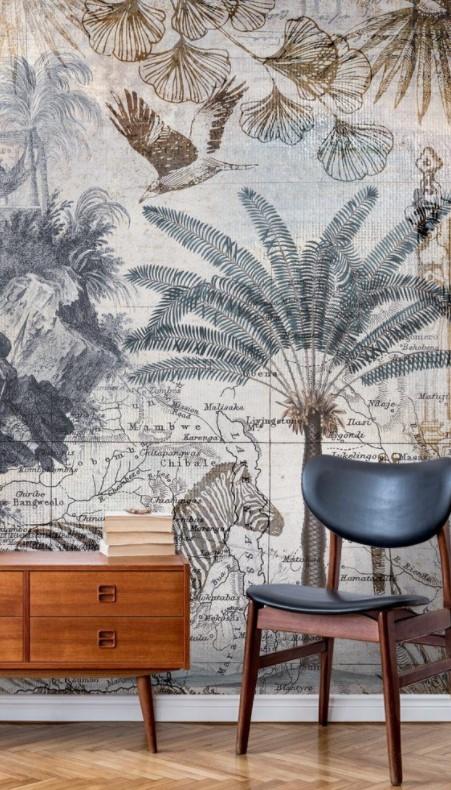 wallpaper dinding rumah