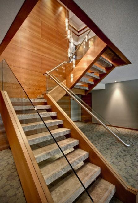 tangga marmer