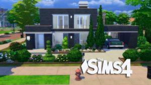 10 Inspirasi Denah Rumah Minimalis yang Terinspirasi dari The Sims