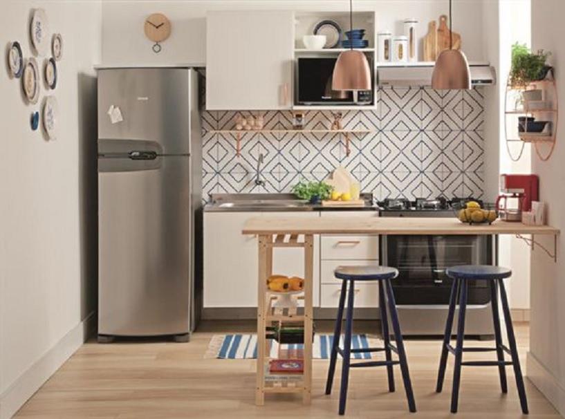 11 Pilihan Model Kitchen Set Minimalis Untuk Dapur Kecil Pas Untuk Rumah Sempit Rumah123 Com
