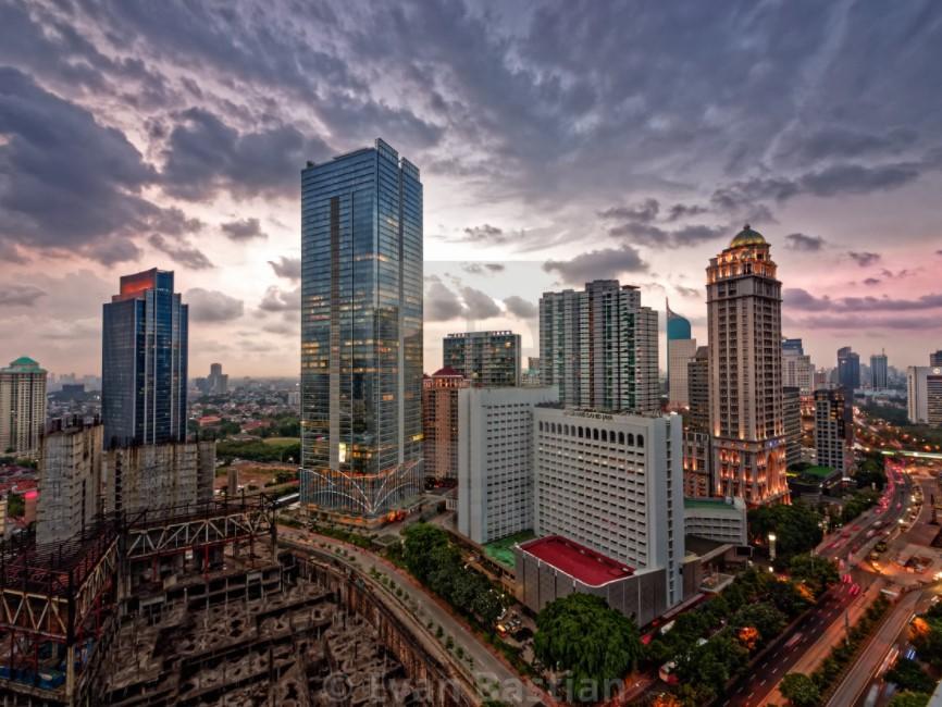 Inilah 10 Bangunan Tertinggi Di Indonesia Megah Dan Memukau Rumah123 Com