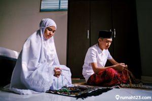 7 Doa Pernikahan Islam untuk Pasangan Baru Biar Keluarga Bahagia dan Cepat Punya Anak