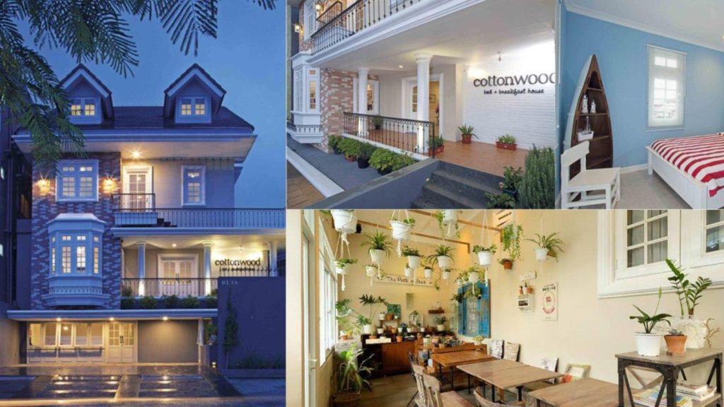 Cottonwood Bed & Breakfast Hotel