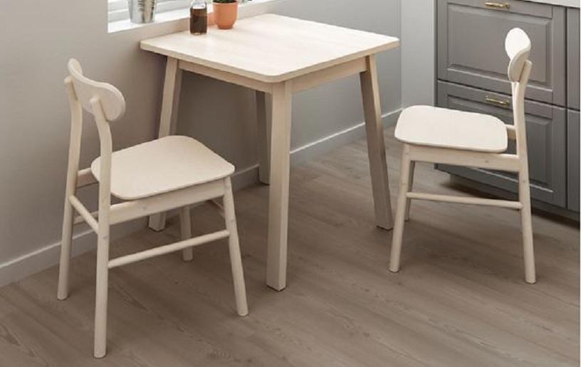 bentuk meja makan untuk ruang kecil