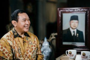 Pernah Dibui karena Membunuh, Begini Bekas Hunian Tommy Soeharto di Rumah Cendana yang Kini Tak Terurus