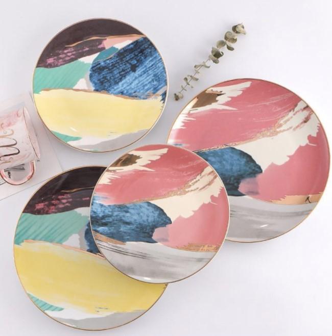 motif keramik