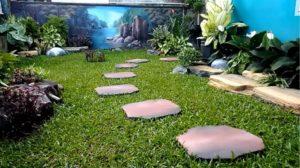 Modal Gak Sampe Rp500 Ribu Bikin Taman Minimalis Depan Rumah | Ini Buktinya!