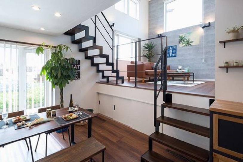 9 Rekomendasi Desain Rumah 1 5 Lantai Cara Menyiasati Lahan Sempit Rumah123 Com