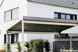 14 Desain Kanopi Rumah Minimalis Terbaik 2020, Tetangga Dijamin Iri!