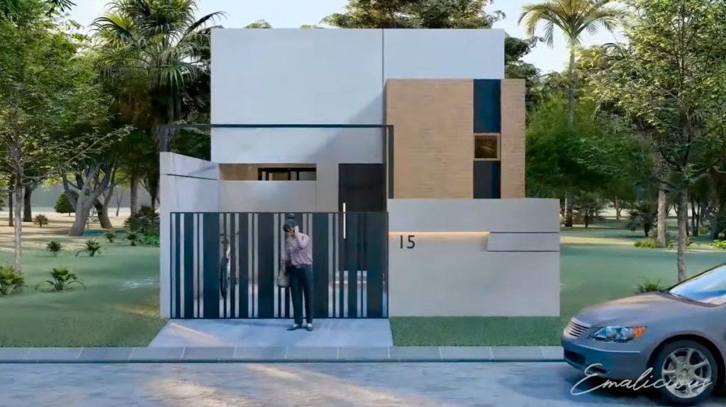 Bangun rumah murah