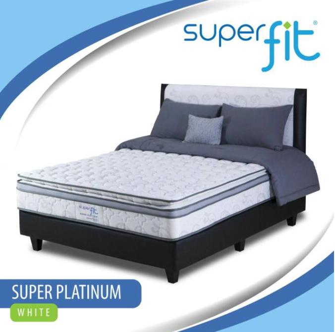 Spring Bed Murah Comforta SuperFit Tipe Platinum