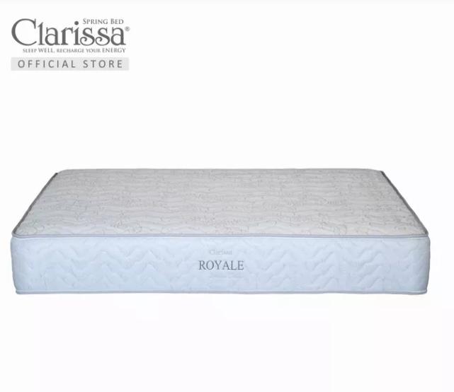 Clarissa Kasur Spring Bed Royale (Extra Comfort)