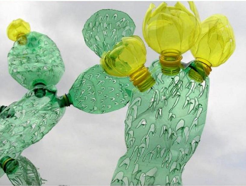 kerajinan dari plastik