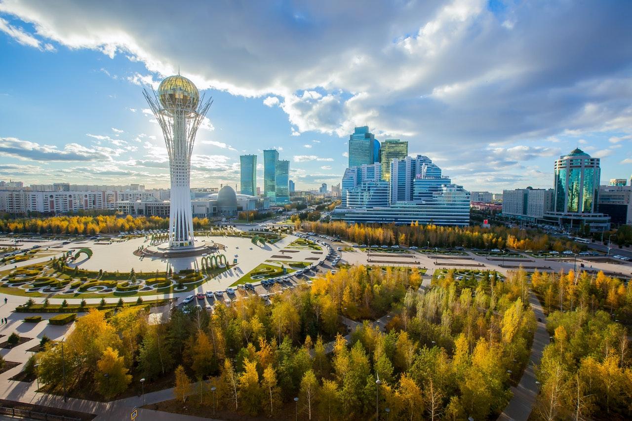 Kazakhstan_Negara Pecahan Uni Soviet