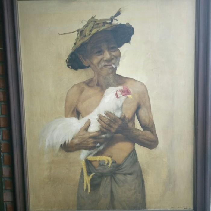 Lukisan antik