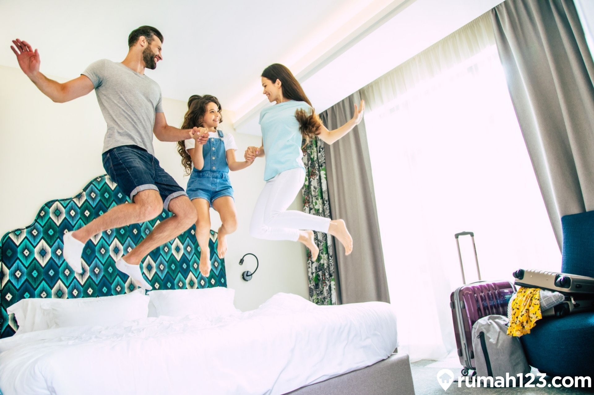11 Rekomendasi Hotel Mewah Terbaik Di Jakarta Untuk Staycation Di Akhir Tahun Rumah123 Com